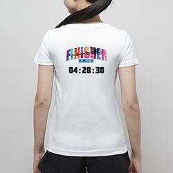 【女子】舒适全棉完赛T恤