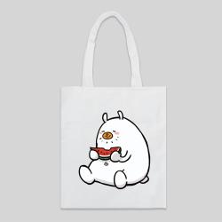 【CCG DIY专供】大容量环保帆布袋