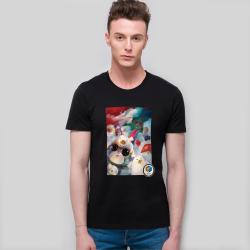 【CCGXBarbukii】男款-全棉黑T恤