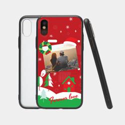iPhoneX-极简黑边薄款保护壳(旧)