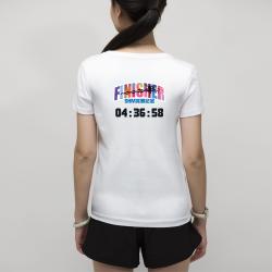 女款完赛T恤